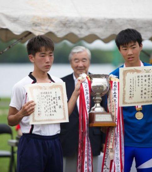 第40回 全日本中学選手権大会(7/11,12)